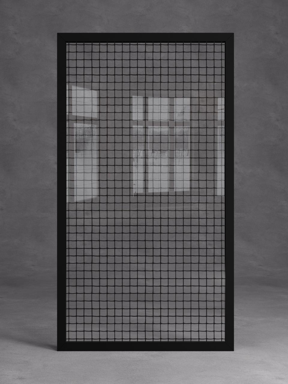 А-1 терра черная(витраж лофт)